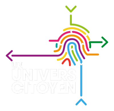 Un Univers Citoyen Logo